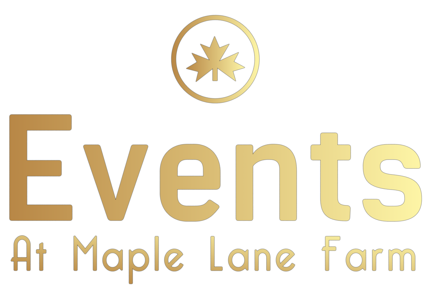 Maple Lane Farm | Weddings & Events