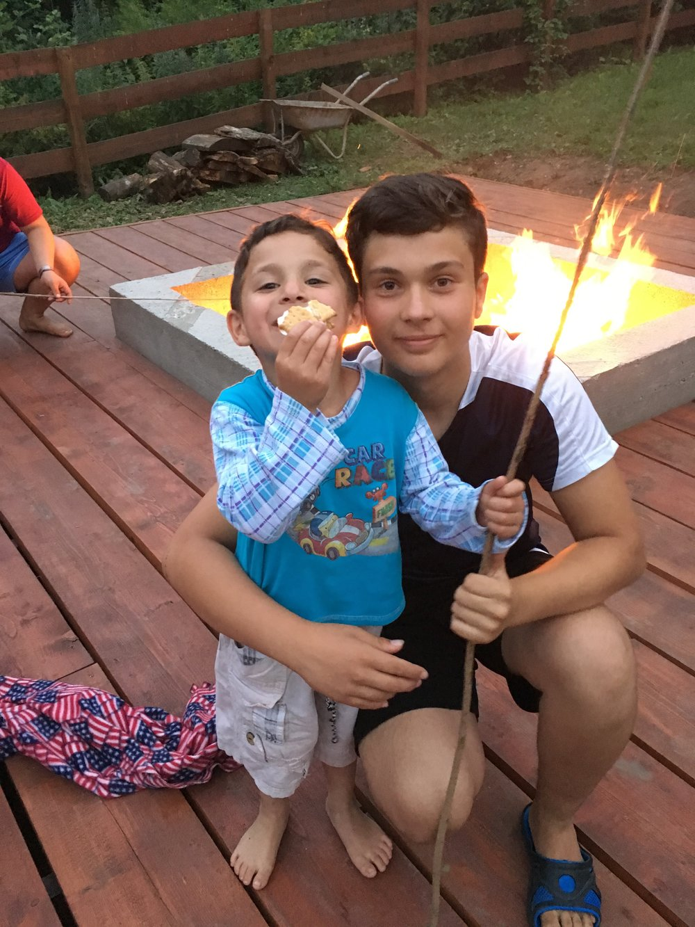 Everyone loves s'mores!