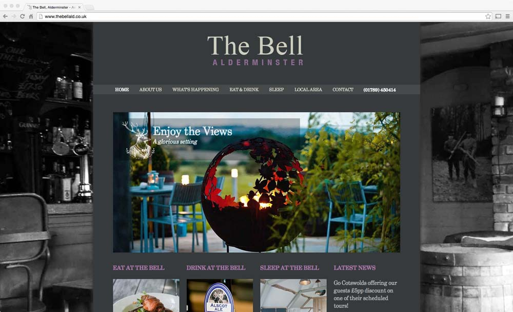 The Bell at Alderminster