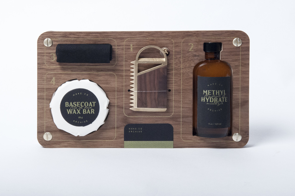 The Most Sophisticated Grooming Kit