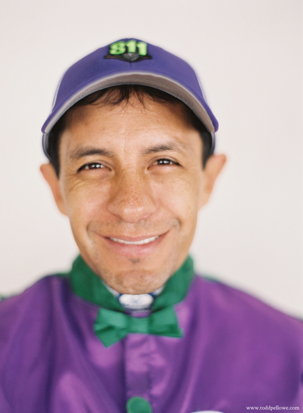 Victor Espinoza at Kentucky Derby 140