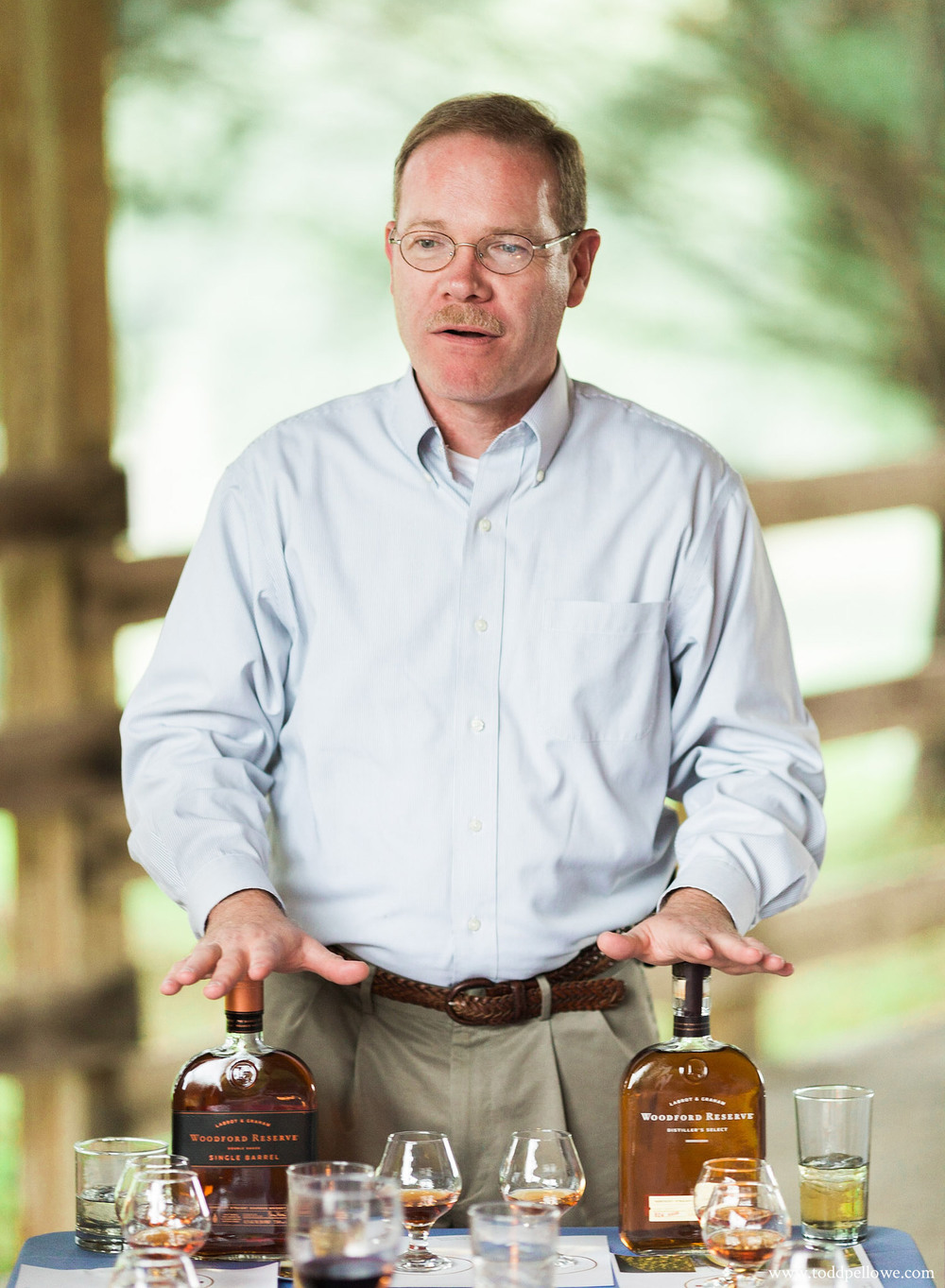 Woodford Reserve Chris Morris