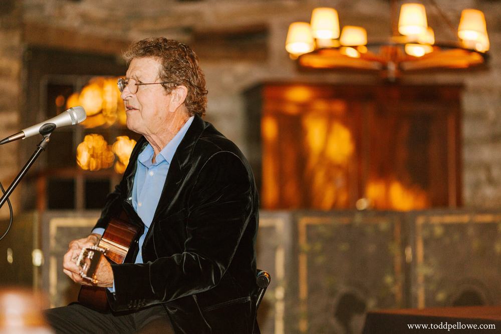 Songwriter Mac Davis