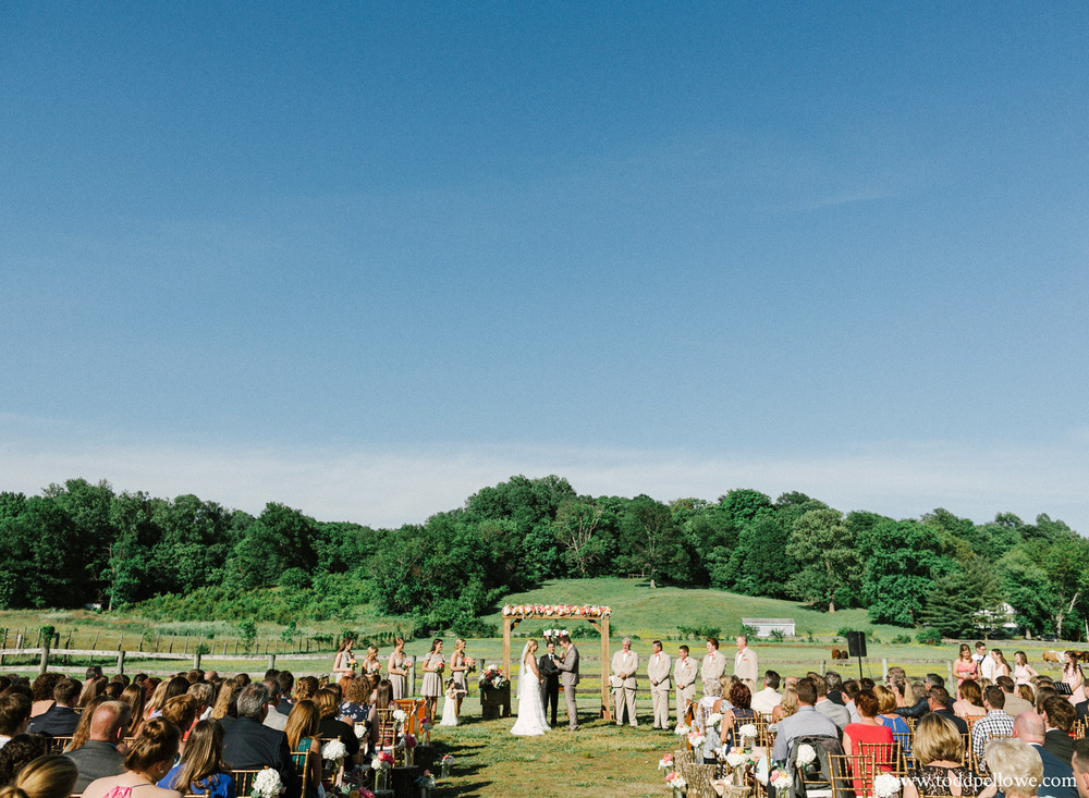 Louisville Farm Wedding