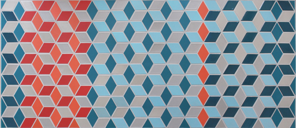 Heath Ceramics's Mural Collection of Tiles