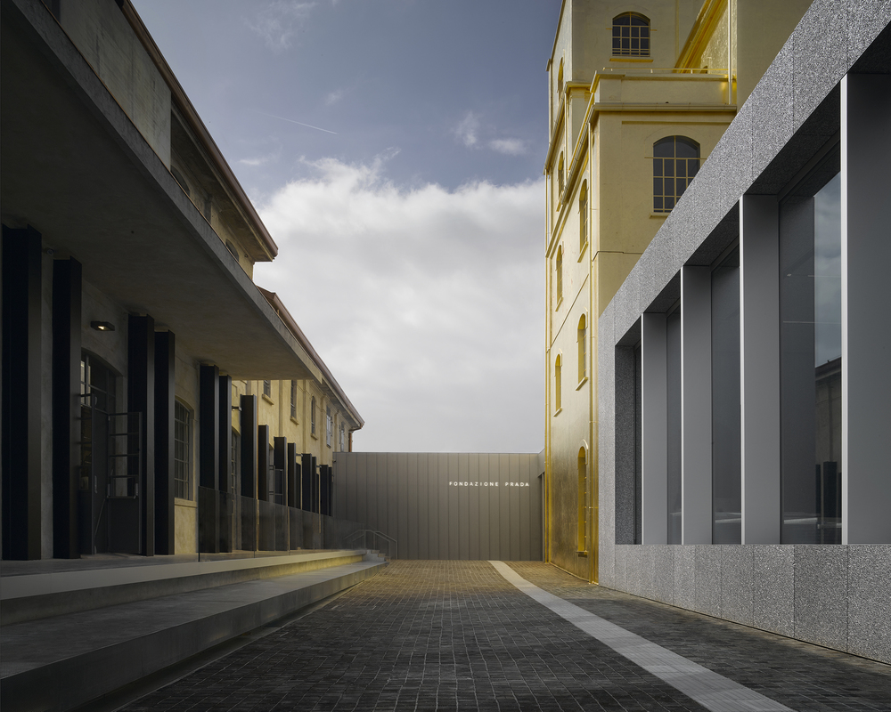 Photo: Bas Princen/Courtesy Fondazione Prada