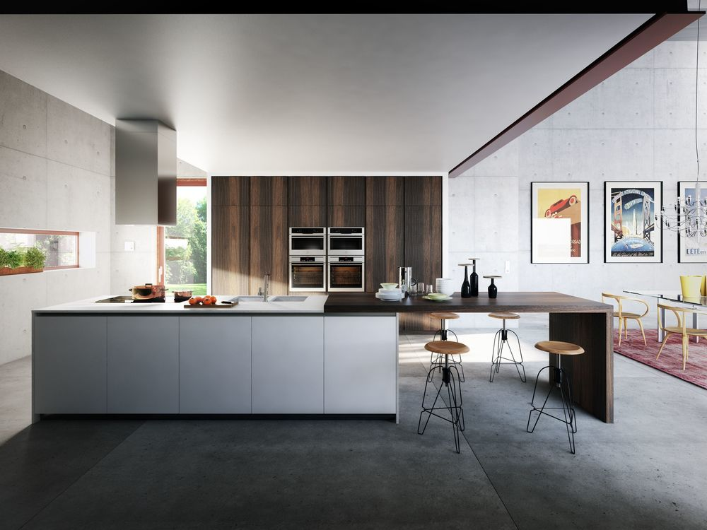GD Cucine's Elite Kitchen