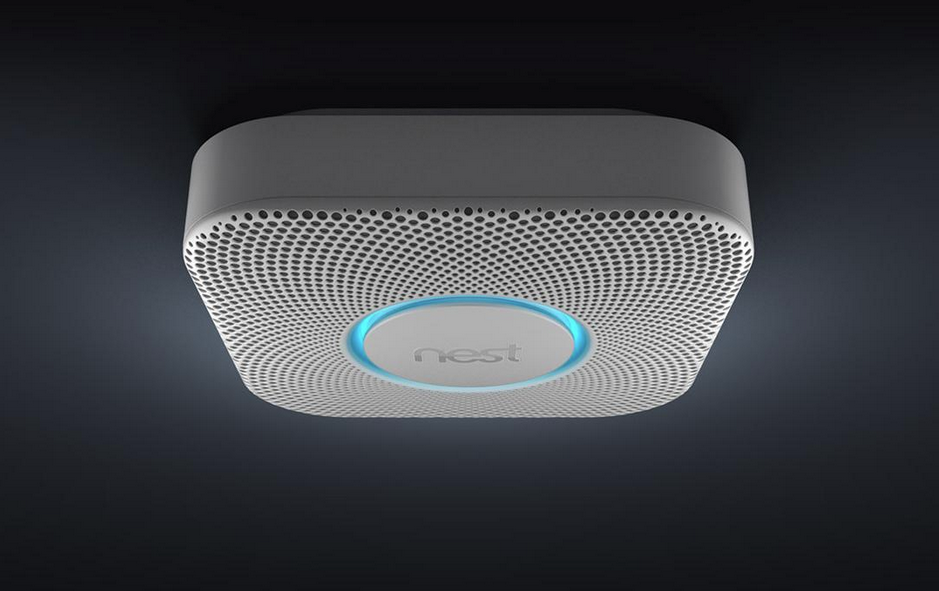 Nest's Protect Smoke Detector