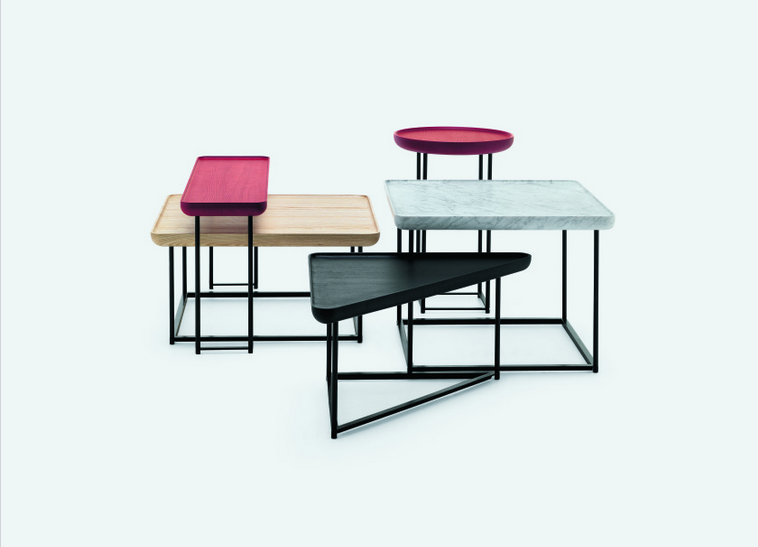 Cassina's Modular Torei Table