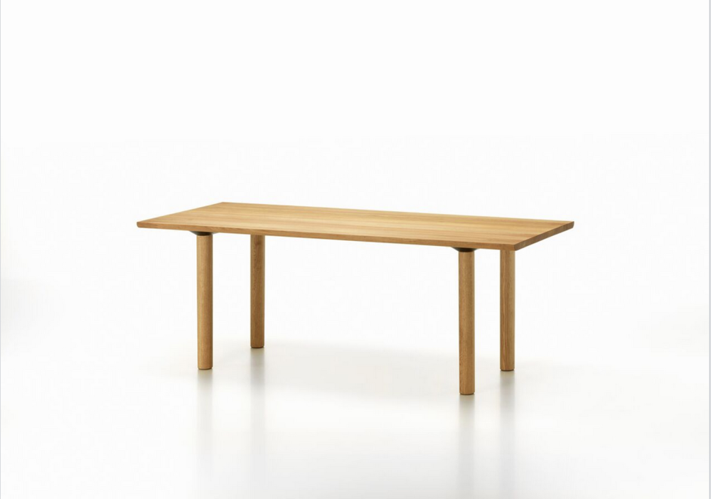 Vitra's Wood Table