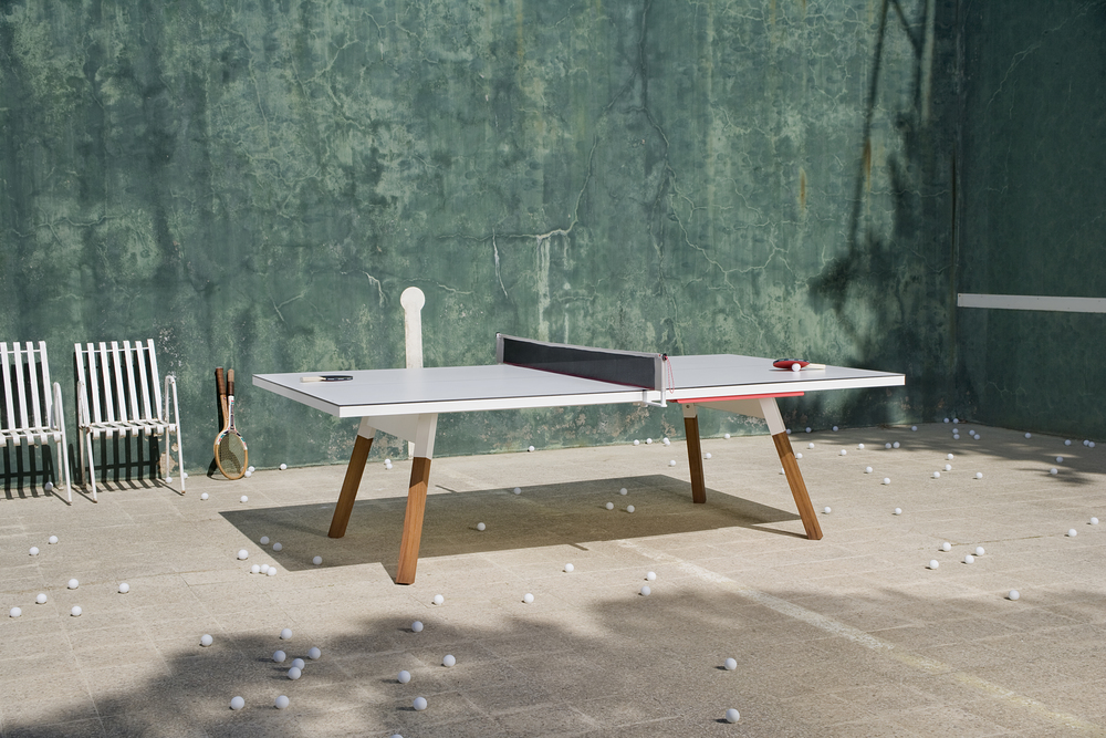 RS Barcelona's Pingpong Table