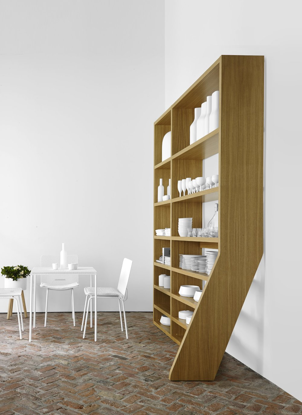 Ligne Roset's Shelf Unit