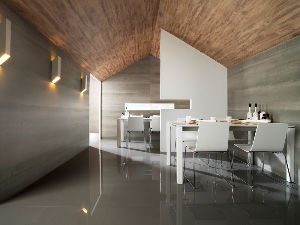 Porcelanosa's Urbatek Xlight Tiles