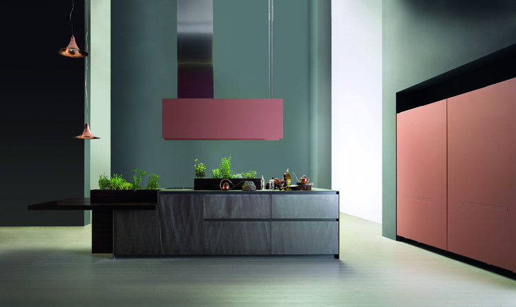 Alumina Kitchen for Comprex Cucine