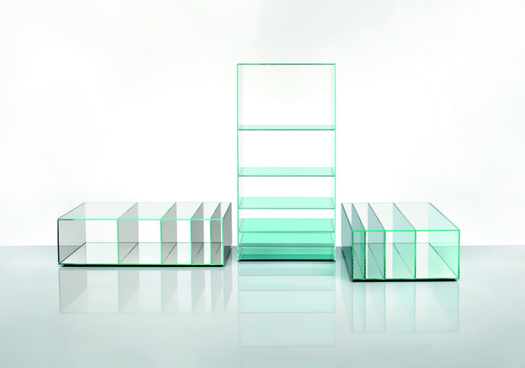 Glas Italia's Deep Sea Shelf