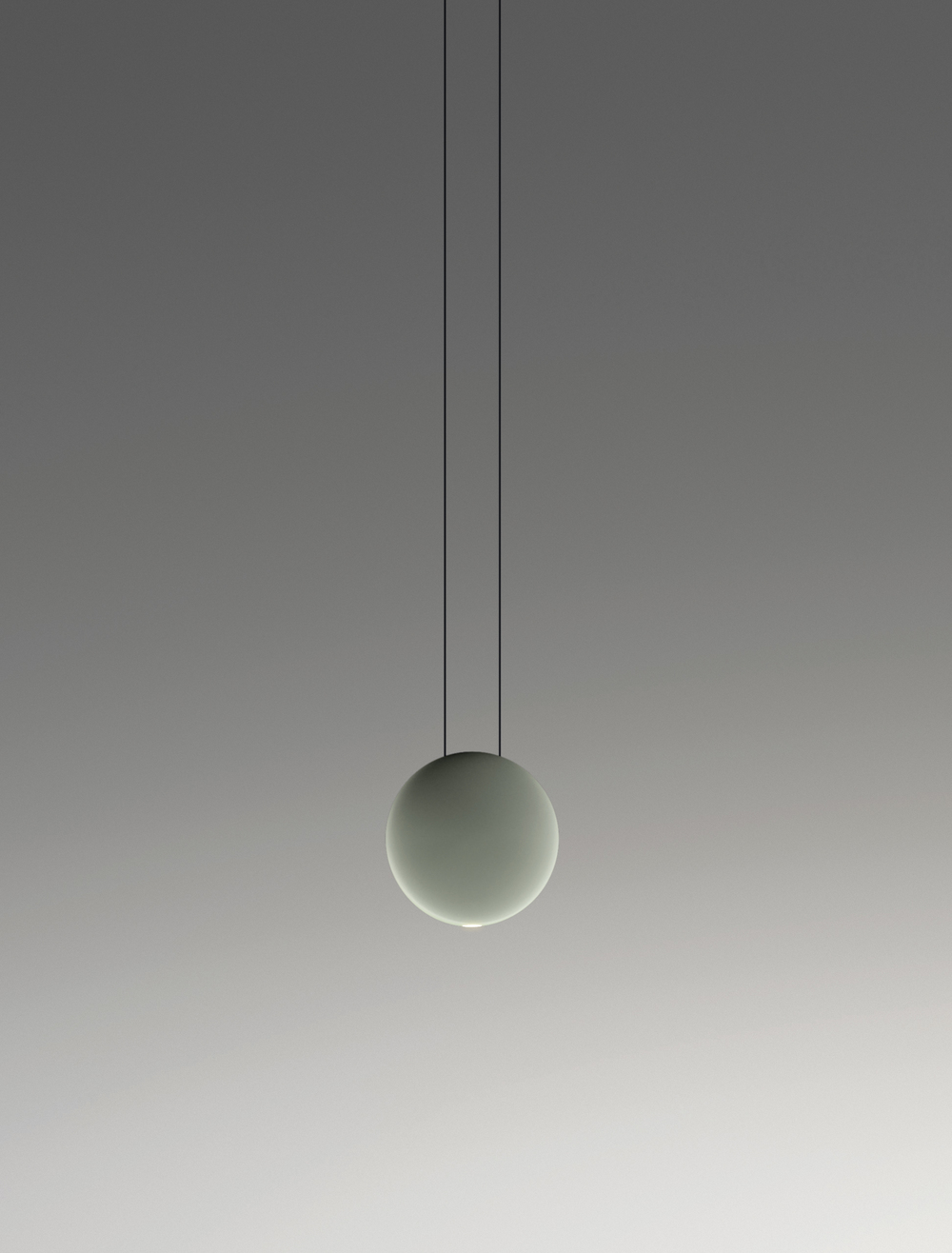 Inspired by the infinite nature of space, Vibia's new Cosmos lights were designed by Barcelona design firm Lievore Altherr Molina. They're available in clusters of three that only need a single power source.     vibia.com