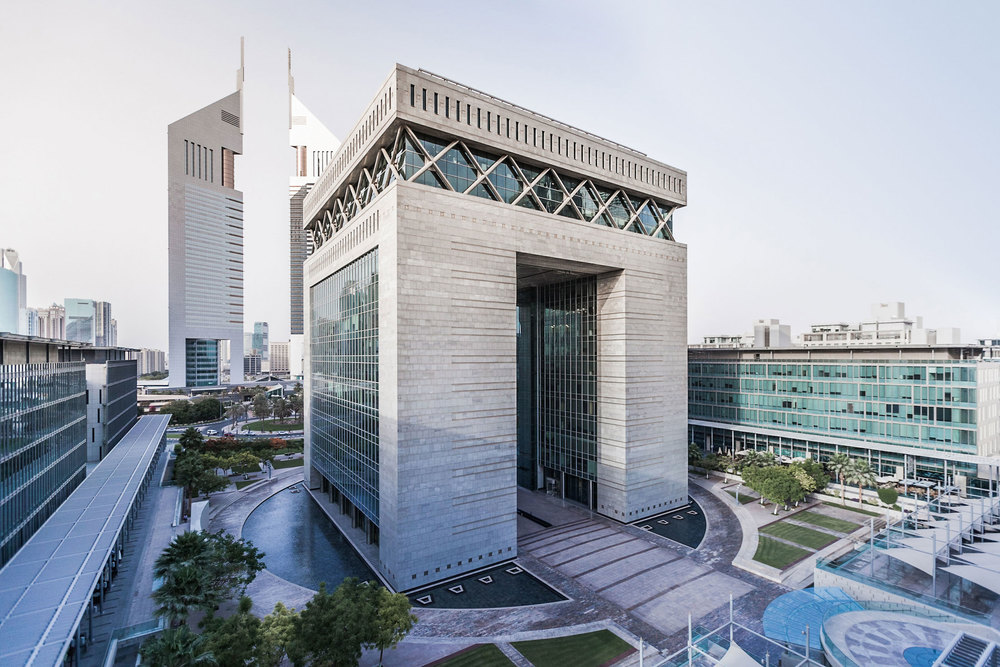 The Dubai International Finance Centre Gate Building by Gensler