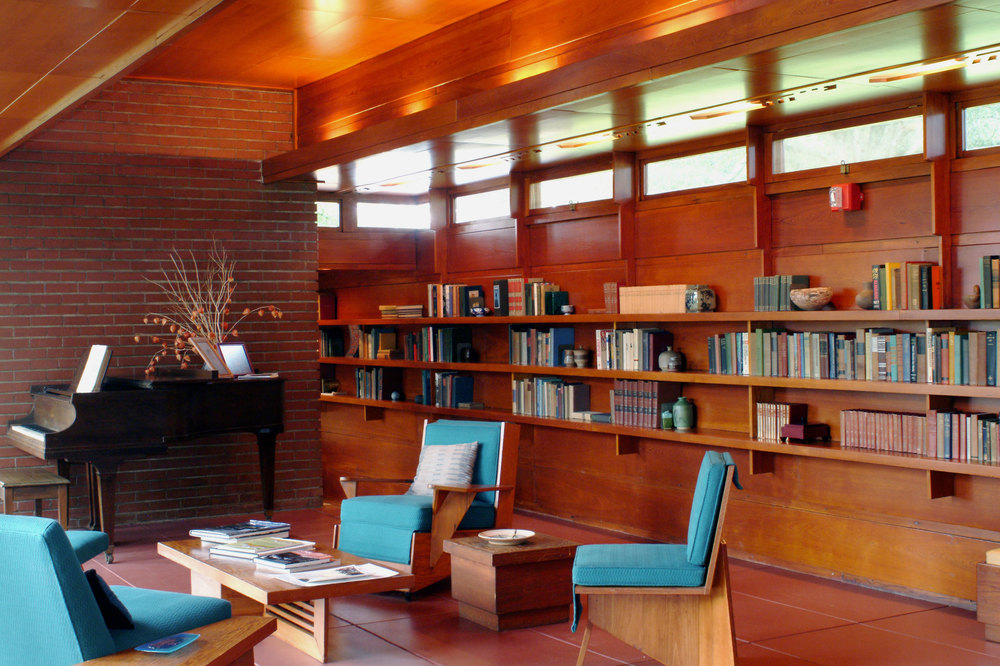 The Rosenbaum House is the only Frank Lloyd Wright house in Alabama. (Photo: Courtesy Rosenbaum House)