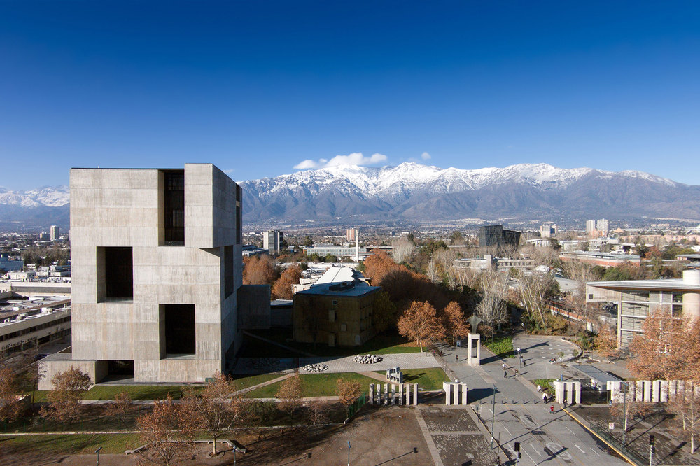 The UC Innovation Center in Santiago, Chile. (Photo: Felipe Diaz)