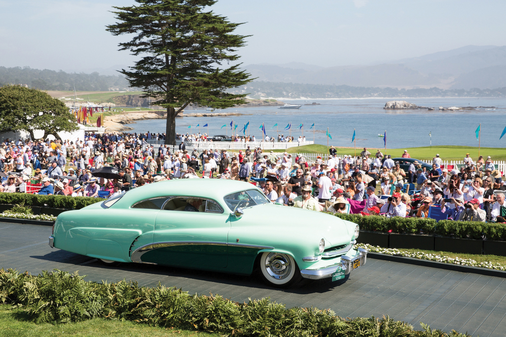 Pebble Beach Concourse D'elegance (Photo: Courtesy Pebble Beach)