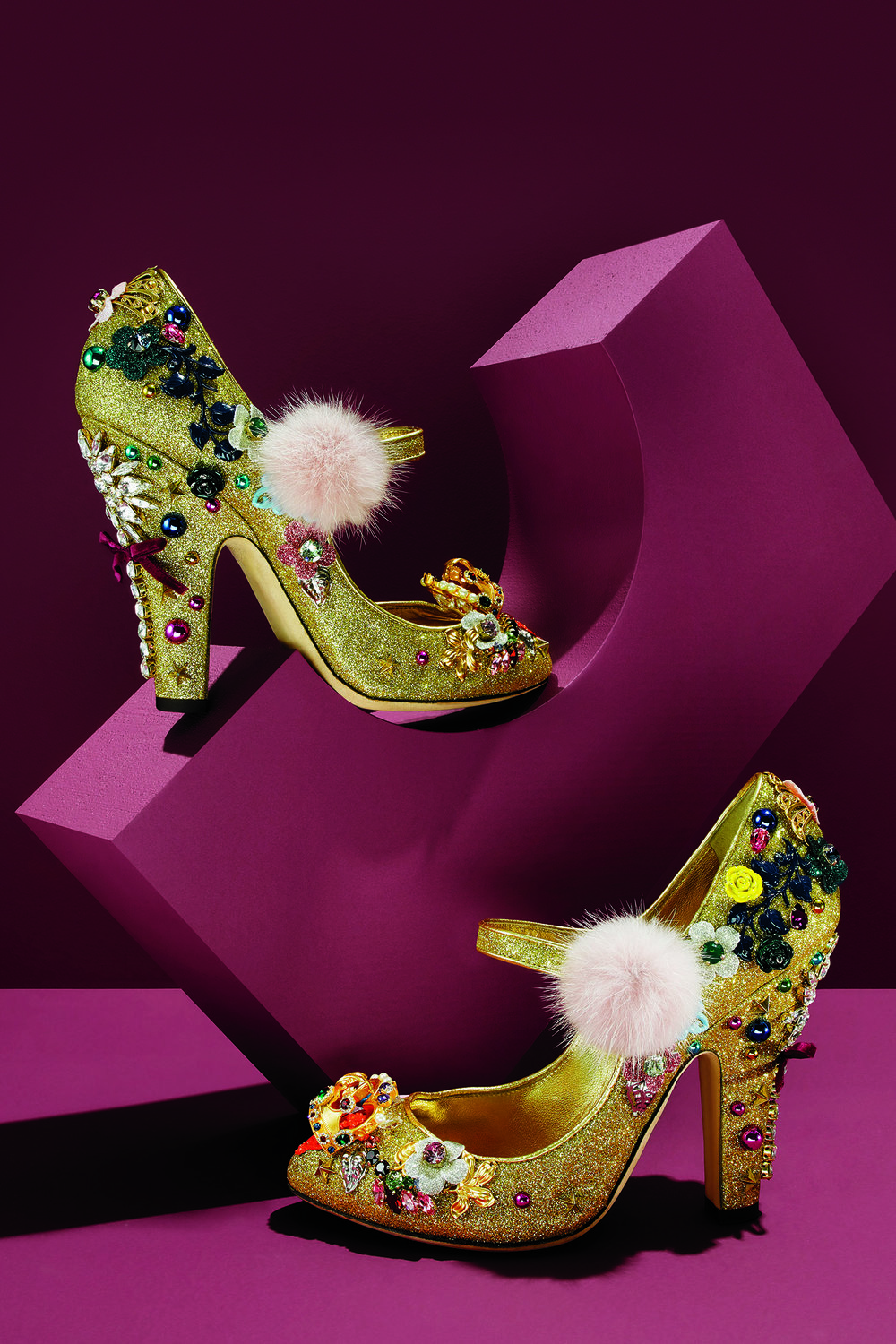 Shoes,  Dolce & Gabbana .
