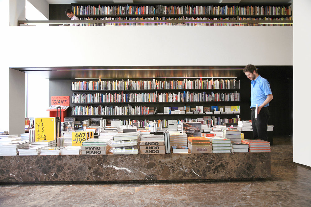 Inside Copyright bookshop. (Photo: Courtesy Copyright)