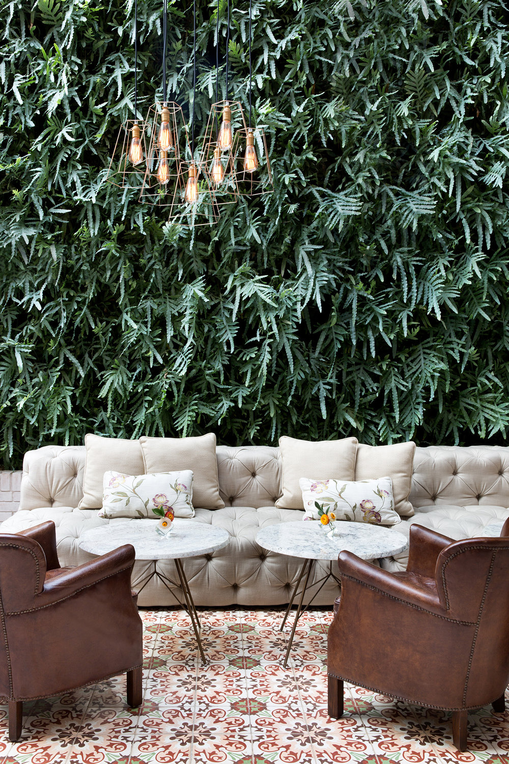 The Four Seasons Casa Medina Bogat á  in Columbia. (Photo: Courtesy Four Seasons Casa Medina)