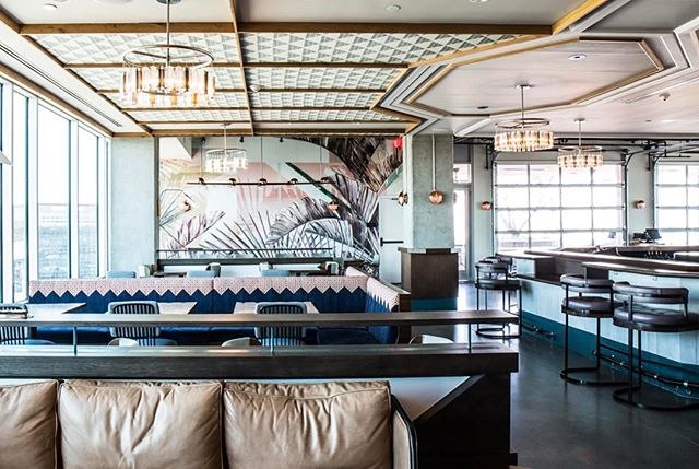 The inviting @thompsonnashville has arrived in Music City's up-and-coming Gulch neighborhood. Read more on surfacemag.com.  #surfacemag #partsandlabor
