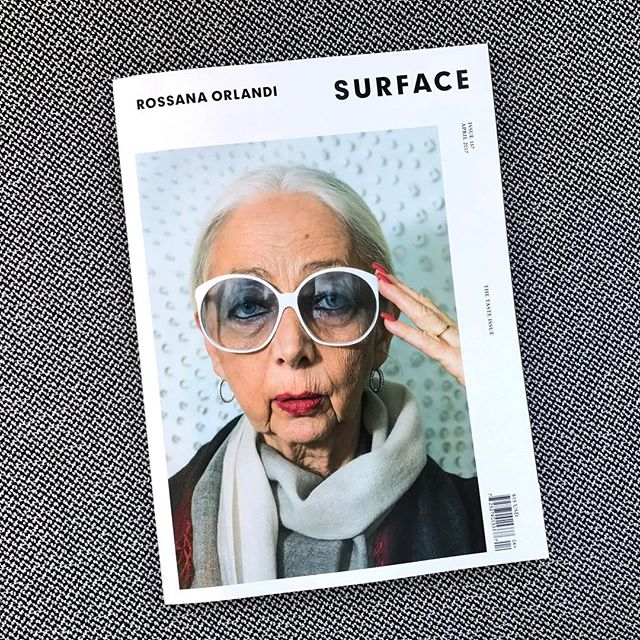 We're excited to introduce our inaugural Taste issue featuring @rossana_orlandi, the famed Italian gallerist who has a Midas touch when it comes to launching designer's careers. - Read the feature story by @spencercbailey through the link in our bio. (📷: @delfino_sl)  #surfacemag
