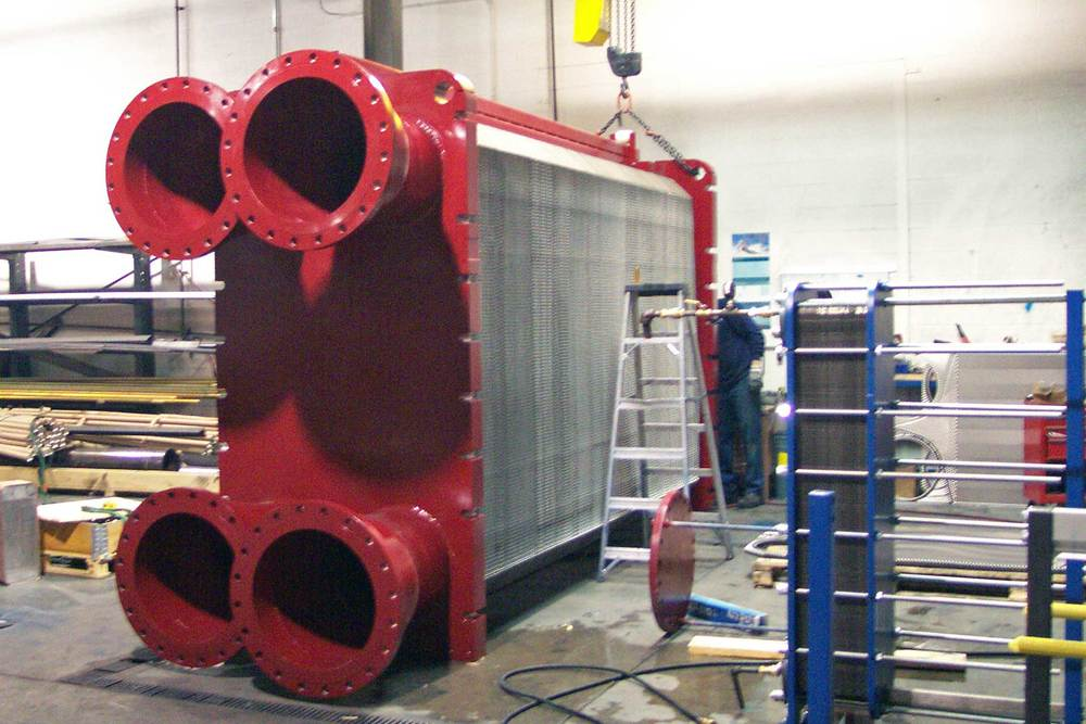 Plate Heat Exchanger Applications | Process & Power — Plate Concepts