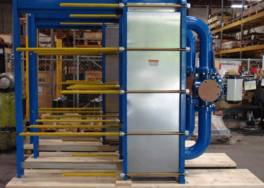 Process Condenser Water Coolers