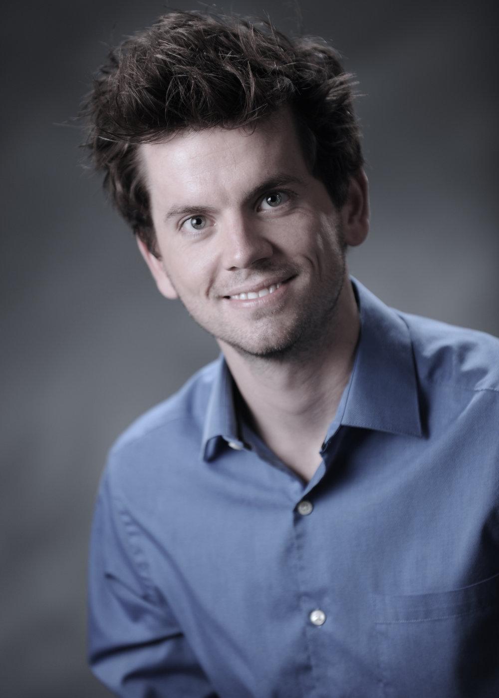 David McCracken Headshot (Blue Shirt).JPG