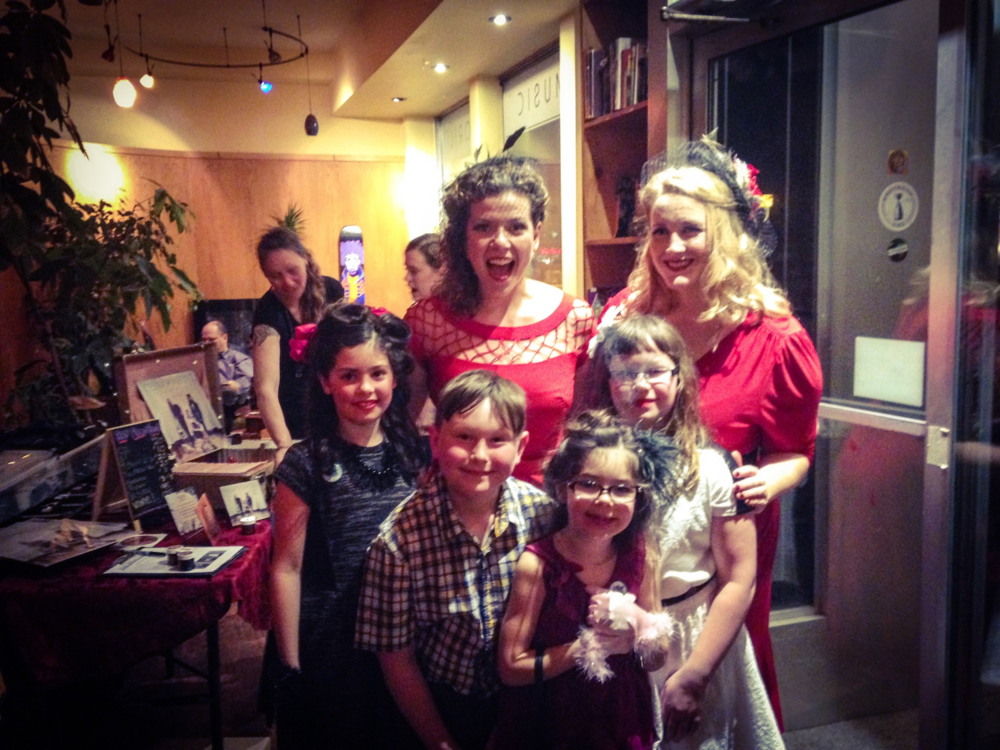 These kiddos were all dolled up for our most recent show in Regina! What sweethearts! April 2016