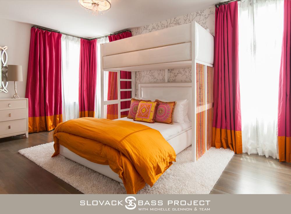 River Oaks Girl's Bedroom
