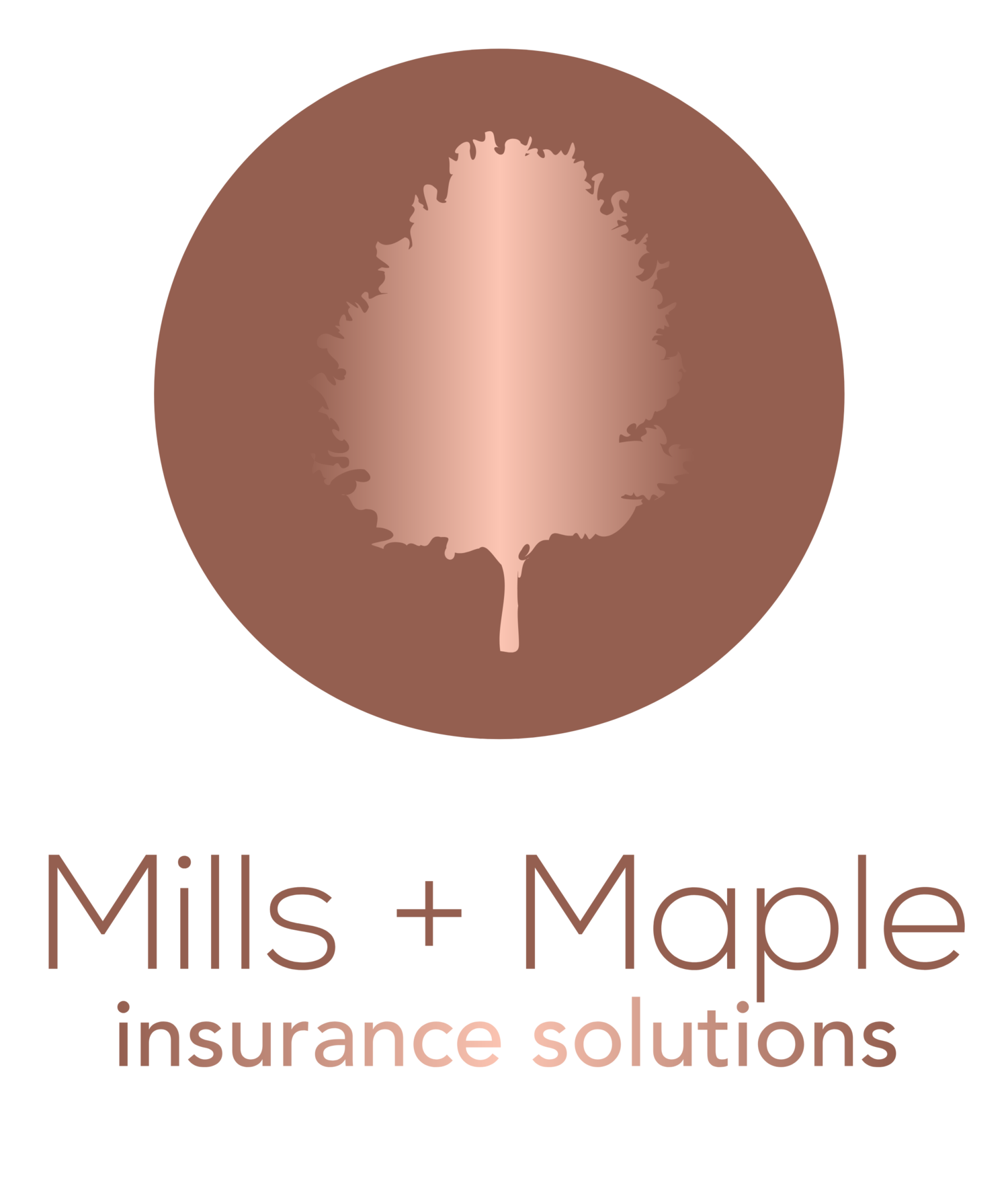 Mills + Maple insurance solutions