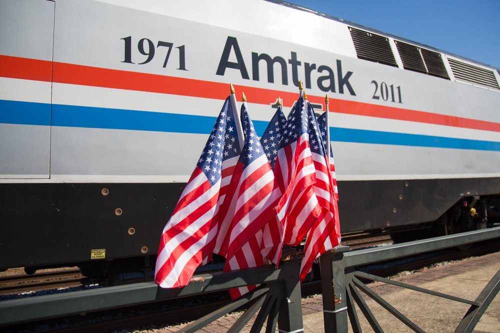 Photo credit  Marc Glucksman/Amtrak