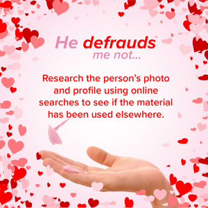 dating online scams