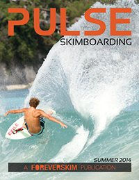 Pulse Skimboarding Magazine Issue Summer 2014