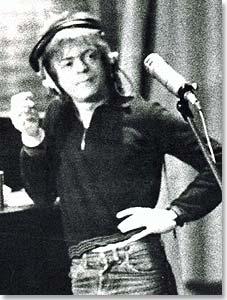 1974, Marquee Studios, Wardour Road
