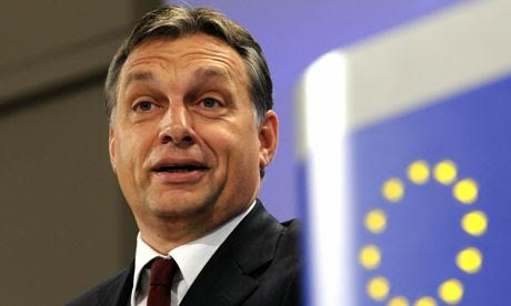 Hungarian PM Victor Orban