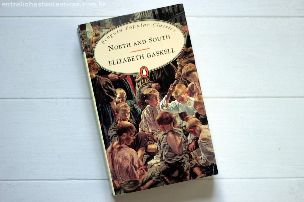 North and South - by Elizabeth Gaskell