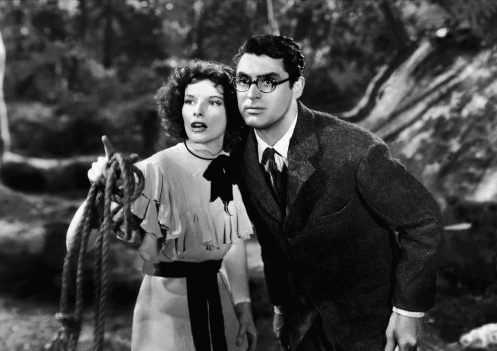 Bringing Up Baby - (1938)