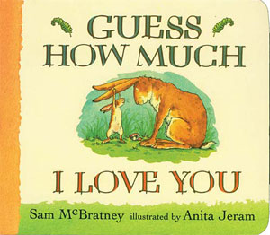Candlewick Press   recorded author Sam McBratney reading his children's illustrated book    Guess How Much I Love You   , which has sold 28 million (!!) copies worldwide. Keith Rigling engineered.