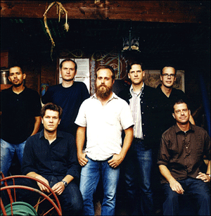 In the same week, they recorded Live from Soho guests Iron and Wine for iTunes.
