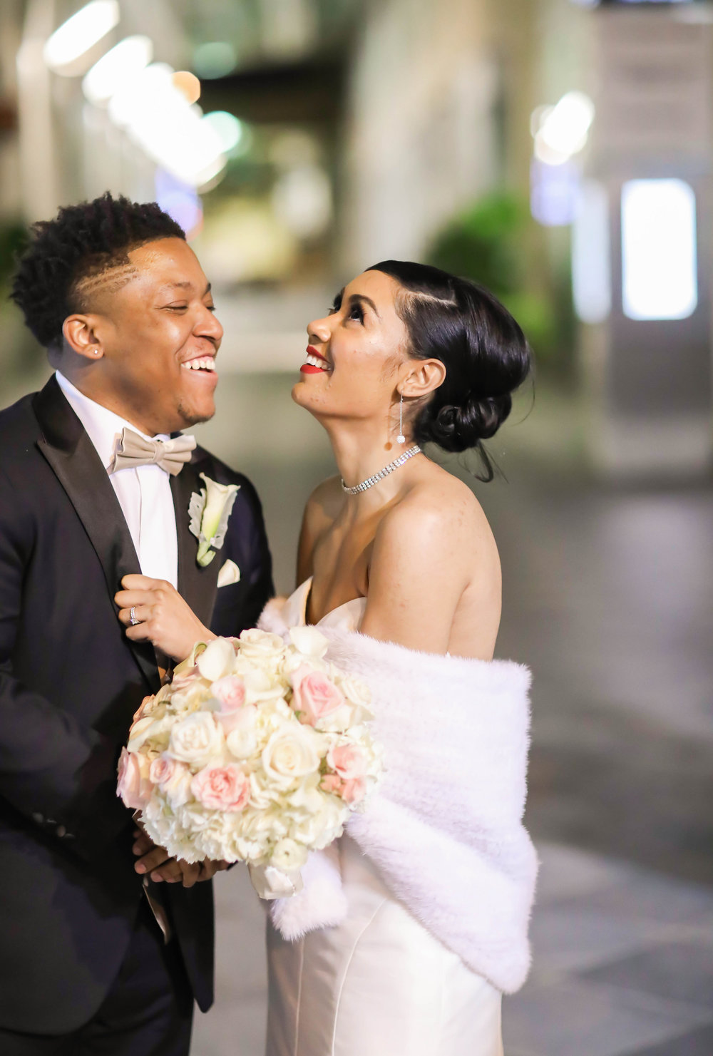 This Nashville couple brought their love to the Queen city! The couple's day was classy, but they knew how to have fun during every moment of the day. Take a peek at some of the moments captured! Meet the Houstons!