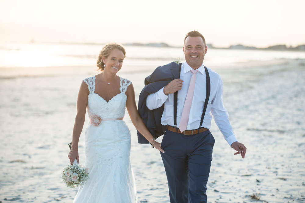 This destination wedding captured love right at amongst the ocean sand and breezy beachside. Laid back, yet full of natural beauty and love is what we all witness during this day. Meet the Carollos!