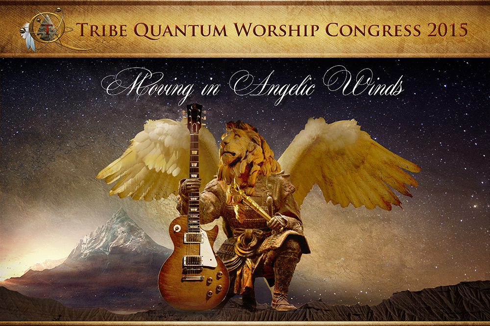 Teachings from the 2015 Quantum Worship Congress