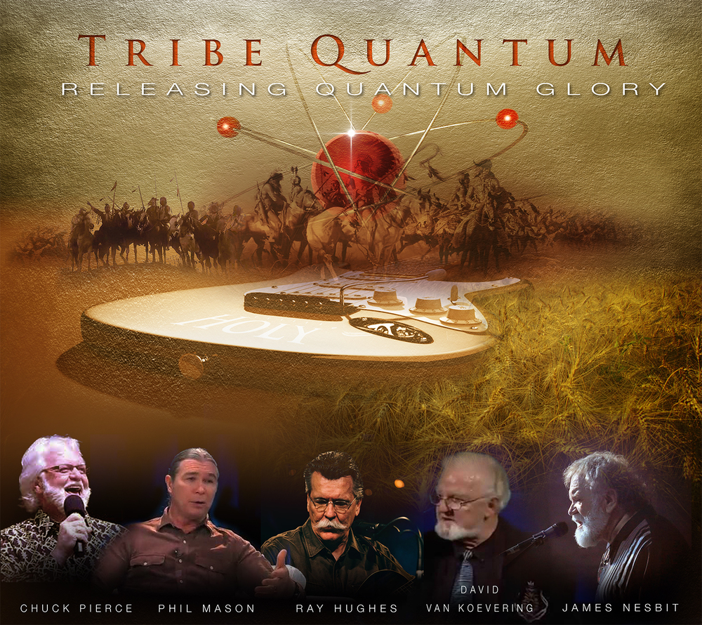 Teachings from the 2016 Tribe Quantum Worship Congress