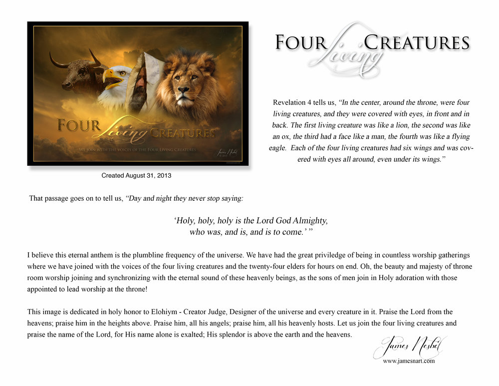 Four living Creatures description.jpg