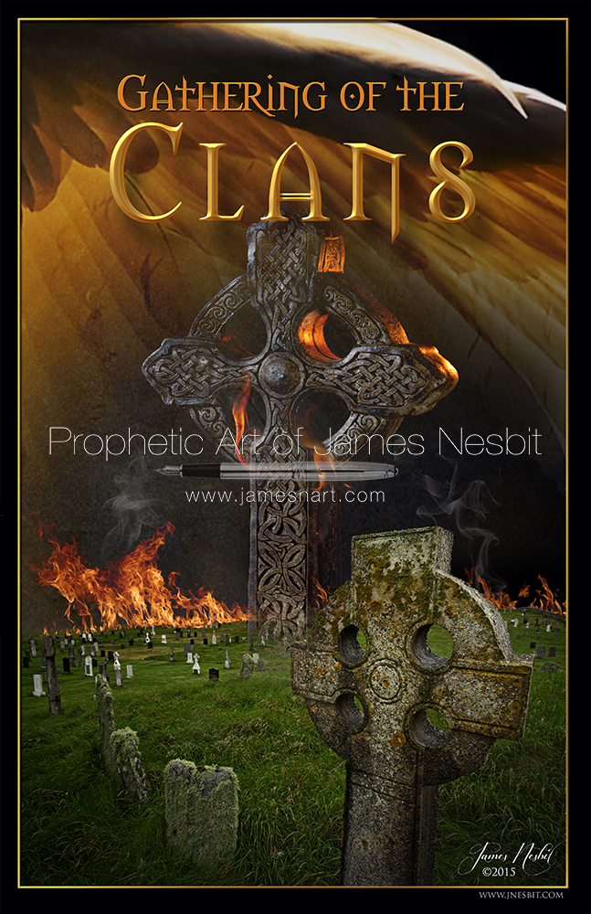 Gathering Of The Clans Products Prophetic Art Of James